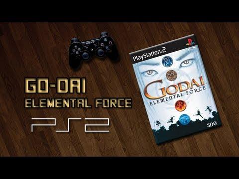 godai elemental force for sony playstation 2