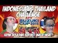 INDONESIA VS THAILAND CHALLENGE / Sepak Bola Dari Kertas? Masih Ingat?