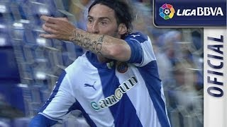 Highlights RCD Espanyol (2-2) Rayo Vallecano - HD