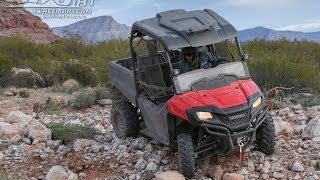 5. 2014 Honda Pioneer 700 Second Ride - 4WheelDirt