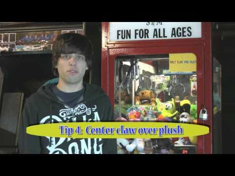 How to WIN at the Claw Machine!