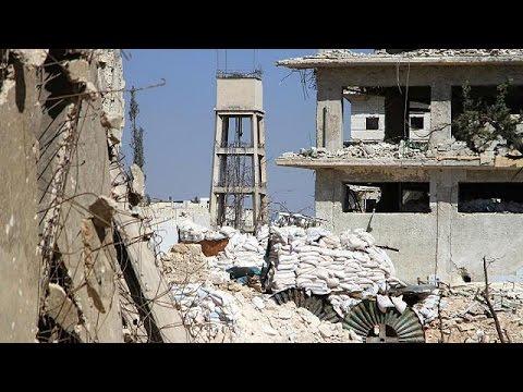 Συρία: Σφοδρές μάχες τζιχαντιστών – Κούρδων μαχητών για τον έλεγχο του Κομπάνι