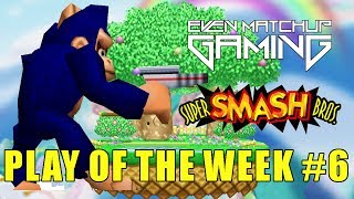 EMG SSB64 Play of the Week 2017 – Episode 6