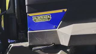 4. New Holland Rustler 850 walkaround