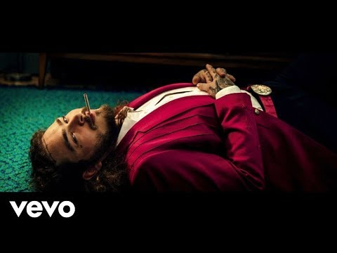Video Post Malone - Psycho Ft. Ty Dolla $ign (Official Music Video) download in MP3, 3GP, MP4, WEBM, AVI, FLV January 2017