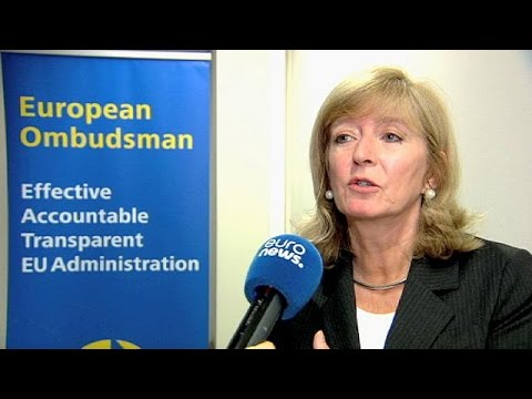 Ευρωπαία Διαμεσολαβήτρια: Έλλειμμα διαφάνειας στους ευρωπαϊκούς θεσμούς