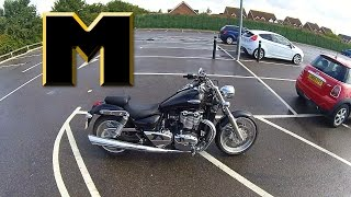 2. Test Ride #6 Triumph Thunderbird