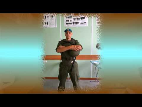 Служба в ВДВ у ц 242 г Омск