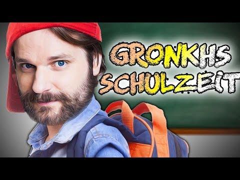 DIE SCHULZEIT EINES GRONKH 👨\u200d🏫 - Geschichten von damals - (Livestream 10.08.2018 - GronkhTV)