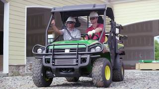 "1. New John Deere Gatorâ""¢ Utility Vehicles"