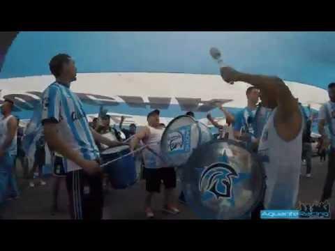 Racing Club - Apoyo al Plantel - Bombos - La Guardia Imperial - Racing Club