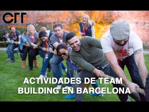 Off Business, nueva web de team building en Barcelona