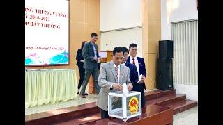 Họp HĐND phường Trưng Vương khóa I, nhiệm kỳ 2016-2021