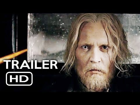 Fantastic Beasts 2 The Crimes of Grindelwald Official Trailer #1 (2018) J.K. Rowling Movie HD