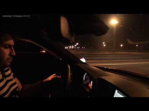 Audi RS6 vs BMW M3 ESS (60-333 km/h)