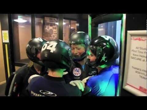 Indoor Skydiving Championship - World Challenge 2012