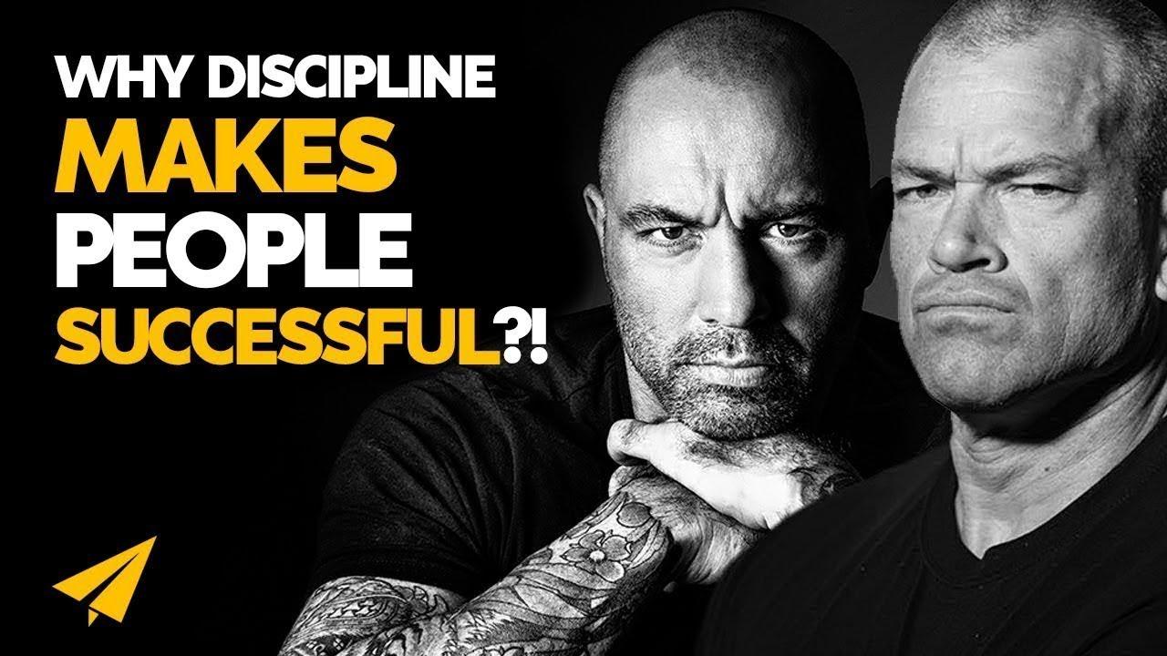 Have DISCIPLINE - Joe Rogan & Jocko Willink - #BelieveBites
