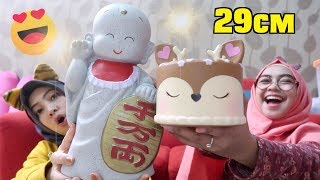Video SQUISHY OJIZOU SAN RARE TERBESAR... - Ria Ricis MP3, 3GP, MP4, WEBM, AVI, FLV April 2019