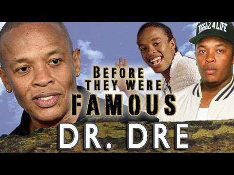 DR. DRE | BEFORE THEY WERE FAMOUS @drdre
