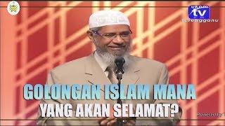 Video Golongan Islam Mana yang Akan Selamat?   Dr. Zakir Naik MP3, 3GP, MP4, WEBM, AVI, FLV Desember 2018