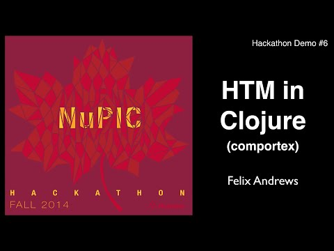 HTM in Clojure