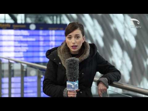KolejTV - 28.01.2013 r. - Inspiro w Warszawie, prace na trójmiejskich torach