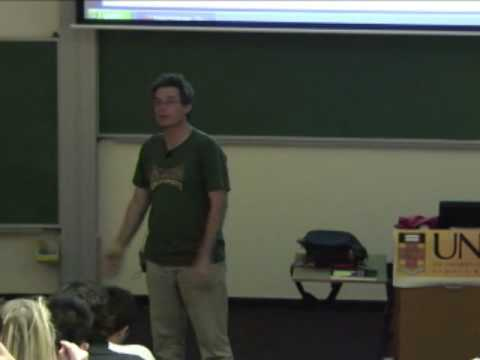 UNSW - Richard Buckland teaches Higher Computing at UNSW - The University of New South Wales.