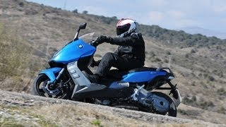 9. Review | Prueba | BMW C 600 Sport / C 650 GT Test