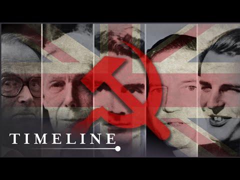 When Five Cambridge University Students Became Soviet Spies | Secrets Of War | Timeline
