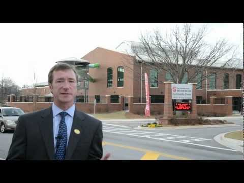 Deke Copenhaver - This week the Mayor visits the Kroc Center and we take a look inside at what it has to offer the citizens of Augusta, GA.