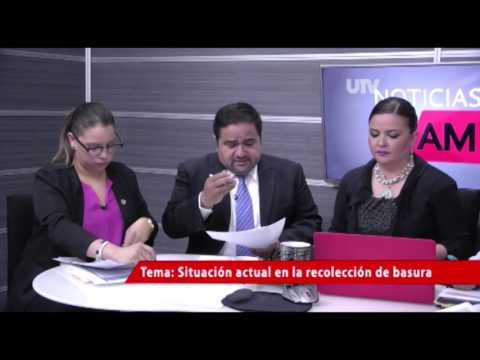 Mónica Vega, Roberto Quijano y Luis Pérez