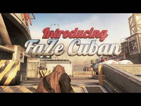 Introducing FaZe Cuban: A Black Ops 2 FFA Montage By SLP