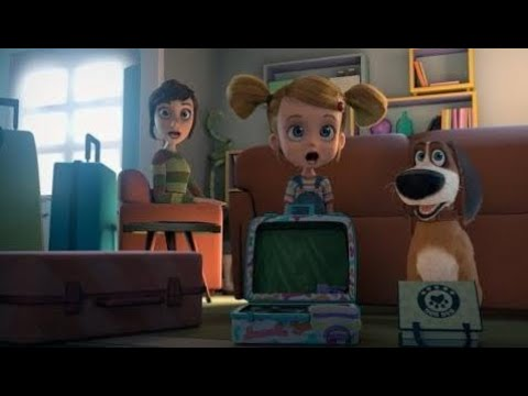 New Animation Movies l Best Kids Movie l Ozzy (2016) Best Moments HD