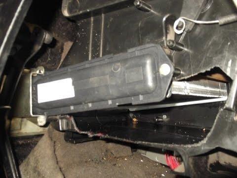Как поменять радиатор печки на ваз калина не снимая панели снимок