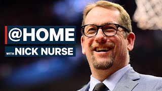 Raptors Head Coach Nick Nurse Is Getting Creative Without A Basketball Team To Coach by Sportsnet Canada