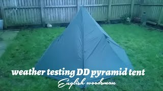 Nonton Weather testing the DD hammocks pyramid one man tent ( wind and rain ) Film Subtitle Indonesia Streaming Movie Download