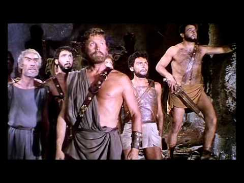 Ulysse contre le cyclope Polyphème