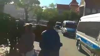 KATOWICE – TRWA OBŁAWA NA AGRESYWNYCH NEONAZISTÓW !!!