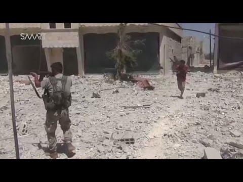 Χαλέπι: Ευρείας κλίμακας αντεπίθεση των ανταρτών