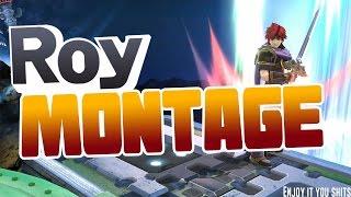 Roy SSB4 Highlights/Montage