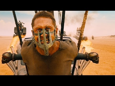 Mad Max Fury Road Official Main Trailer