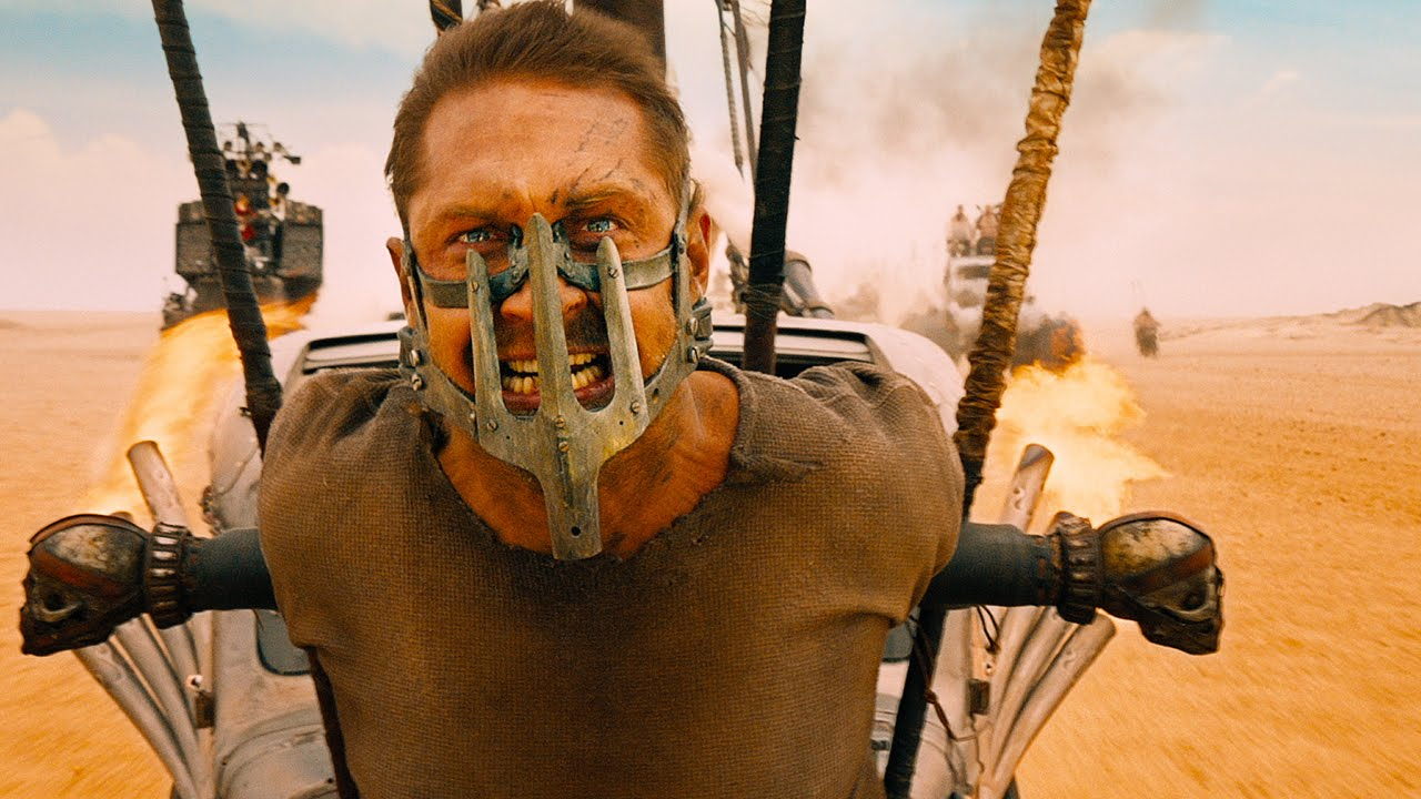 Movie Trailer #2:  Mad Max: Fury Road (2015)