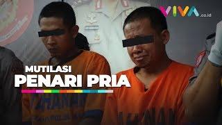 Download Video Pengakuan Pelaku Mutilasi Penari Pria Dalam Koper MP3 3GP MP4