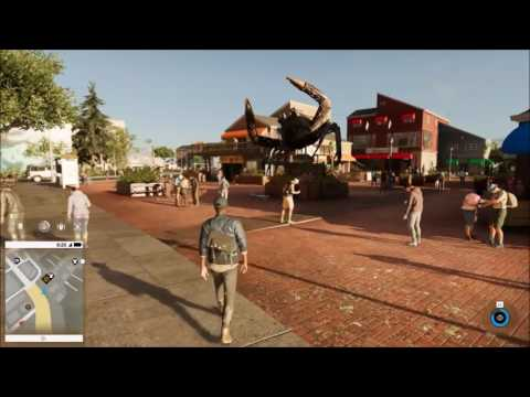 Watch Dogs 2 Gameplay