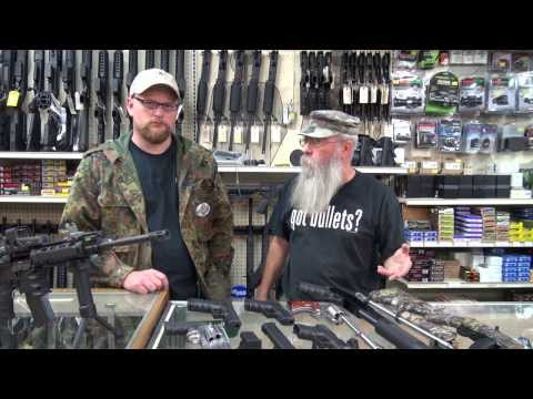 Top 5 Wilderness Walk Out Guns