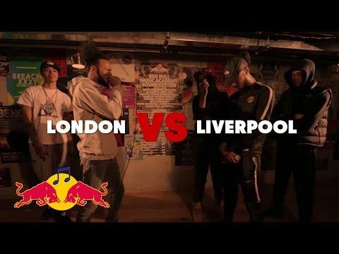 LONDON VS LIVERPOOL | GRIME-A-SIDE 2017: QUARTER FINAL @RedBull_Music