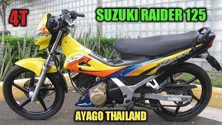 Video SUZUKI RAIDER 125 - AYAGO THAILAND MP3, 3GP, MP4, WEBM, AVI, FLV Oktober 2018
