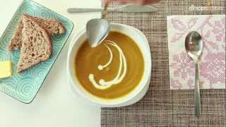 How to Make Carrot and Coriander Soup