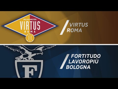 Serie A 2020-21: Virtus Roma-Fortitudo Bologna, gli highlights