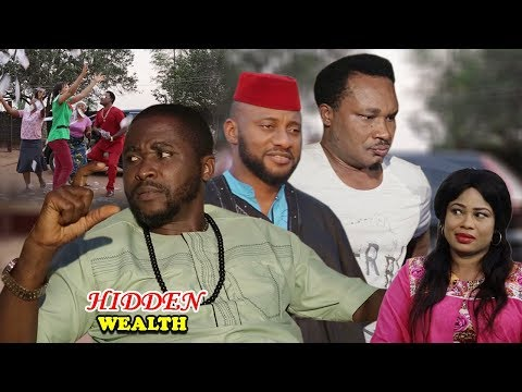 Hidden Wealth 3&4  - Yul Edoiche 2018 Latest Nigerian Nollywood Movie/African Movie New Released